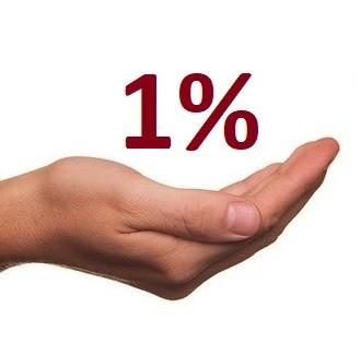 Apel o przekazywanie 1% podatku dla OPP z województwa warmińsko-mazurskiego