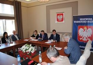 Konsultacje projektu Programu współpracy Wojewody z organizacjami na 2021 rok