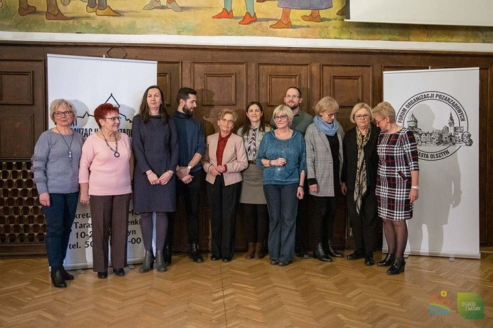 Olsztyńskie organizacje wybrały nową Radę